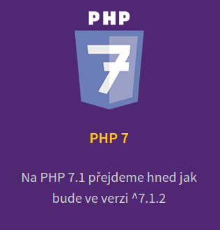 PHP 7.1 when stable